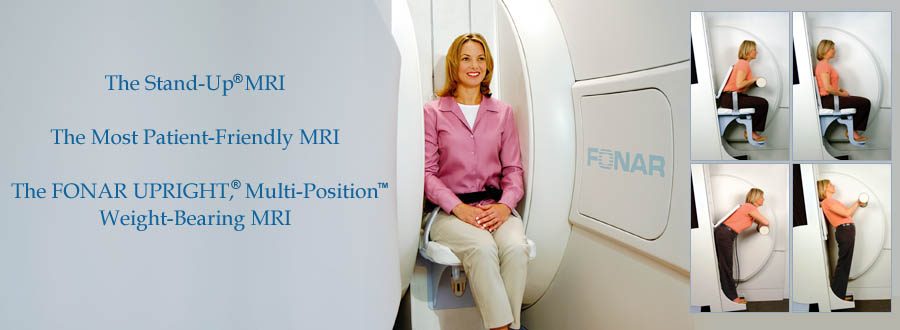 Standup MRI and 3T Imaging
